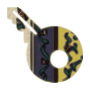 Cloth key(akramly)