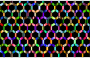 Prismatic Hexagonal Geometric Pattern 5