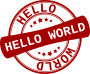Label Hello World />
