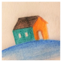 Painted Small Home (untraced)