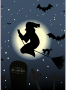 Animated Halloween Card