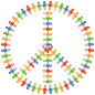 Community Peace Sign