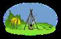 Lutz - campfire colored