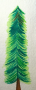 Painted Christmas Tree, untraced