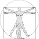 Prismatic Binary Vitruvian Man