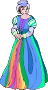 Shakespeare characters - Lady Macbeth 2 (colour)