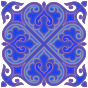 Elegant Decorative Tile Enhanced