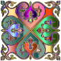 Elegant Decorative Tile Enhanced 4