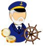 Sea captain Thumbnail