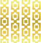 Gold Square Pattern