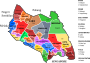 Johor new electoral map (March 2017)