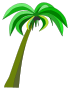 Palm or Coconut Tree Thumbnail
