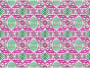 Floral pattern 6 (colour 2)
