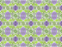 Floral pattern 6 (colour 3)