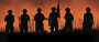 Soldiers on Orange Thumbnail
