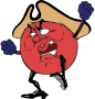 Angry cranberry (colour)