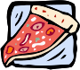 Food Icon Pizza - Ver 2