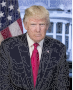 Donald Trump Official White House Photograph Thumbnail