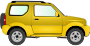 Car 15 (yellow)