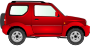 Car 15 (red)