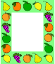 Fruit frame 2
