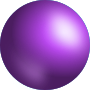 3D Sphere in variable colors