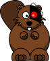 Bionic Cartoon Beaver