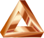 Copper Penrose Triangle