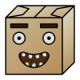 paper box head 3 Thumbnail