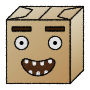 paper box head 4 Thumbnail