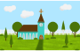 Countryside Church Thumbnail