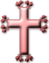 Heart cross (colour)