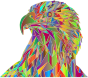 Low Poly Bald Eagle By Sharpi1980 Prismatic