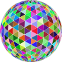 Prismatic Network Orb