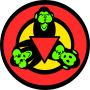 3 Wise Monkeys Sticker Thumbnail