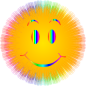 Full Spectrum Smiley Variation 2 Thumbnail