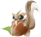 Cute squirrel Thumbnail