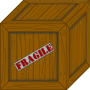 wooden crate Thumbnail