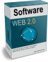 Software Carton Box Web 2.0 (remix)