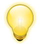 Glowing Light Bulb />