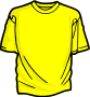 T-Shirt-yelow